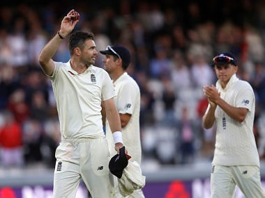 India vs England: Swing king James Anderson demolishes Virat Kohli and Co for 107 on rain-marred Day 2