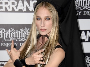 Jill Janus, lead vocalist of heavy metal band Huntress, commits suicide outside Portland, aged 43