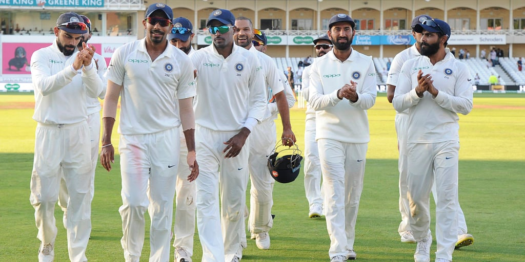 Image result for India thrash England by 203 runs in third Test, keep hopes alive