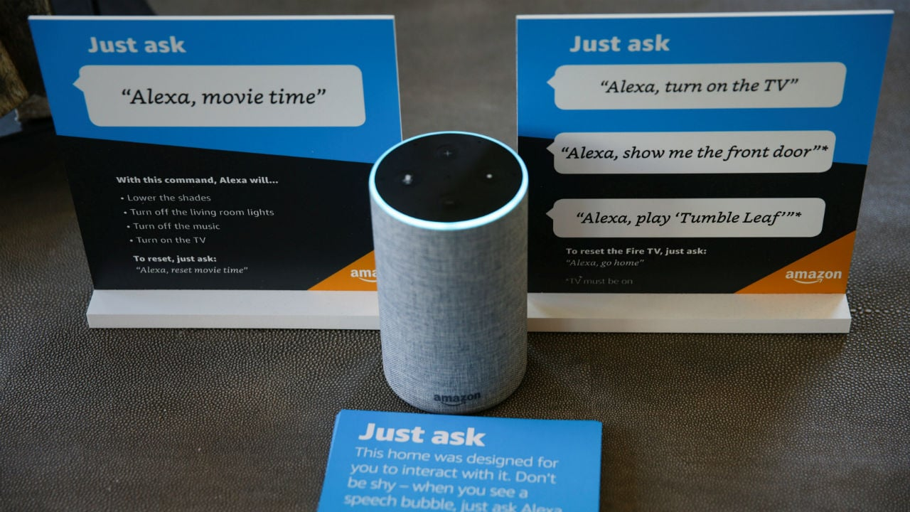 Amazon Alexa. Reuters.