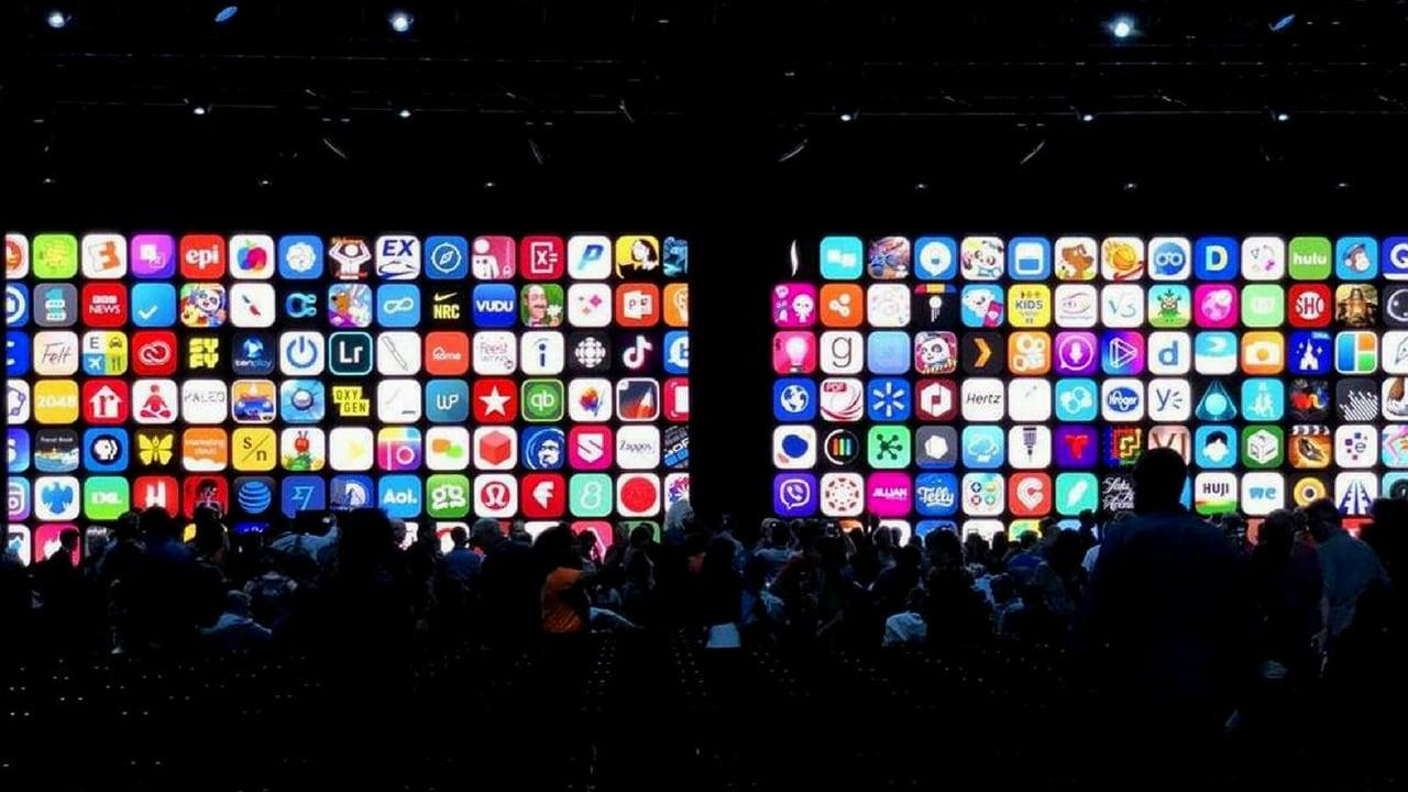 Apple WWDC 2018. Image: tech2