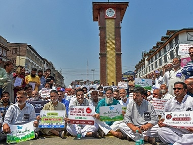 BJP vows to revoke Article 35A, Kashmir leaders warn of unimaginable repercussions if special rights are withdrawn