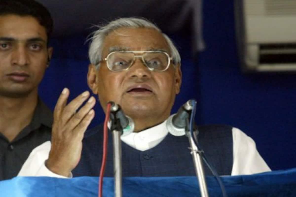 Atal Bihari Vajpayee Passes Away At 93 Bhishma Pitamaha Of Indian Politics Former Prime Minister Was Humanity Personified India News Firstpost