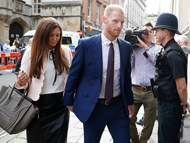 Ben Stokes trial: England bowler found not guilty of affray during pub brawl, acquitted on grounds of self-defense