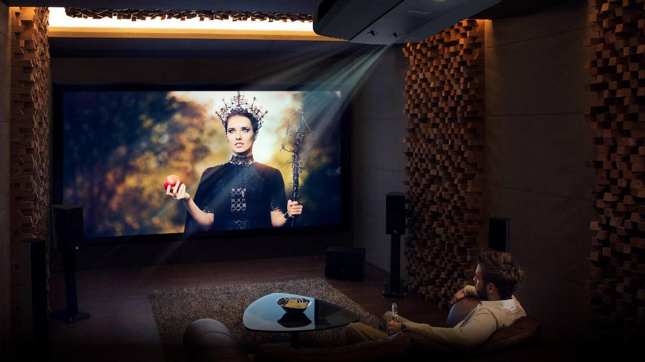 BenQ introduces its new digital home cinema projector at Rs 5 lakh in India