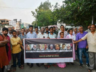 Wednesday saw widespreat protests against the arrest of five activists in raids conducted by Pune Police. PTI