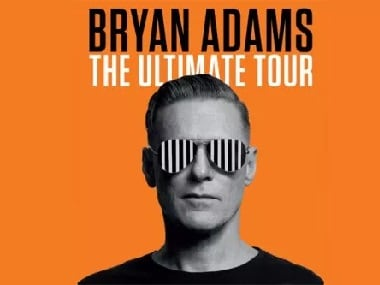 Bryan Adams to perform in four Indian cities in October as part of 'The Ultimate Tour'