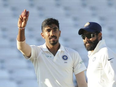 India vs England: Jasprit Bumrah's five-for puts visitors on brink of winning Trent Bridge Test on Day 4