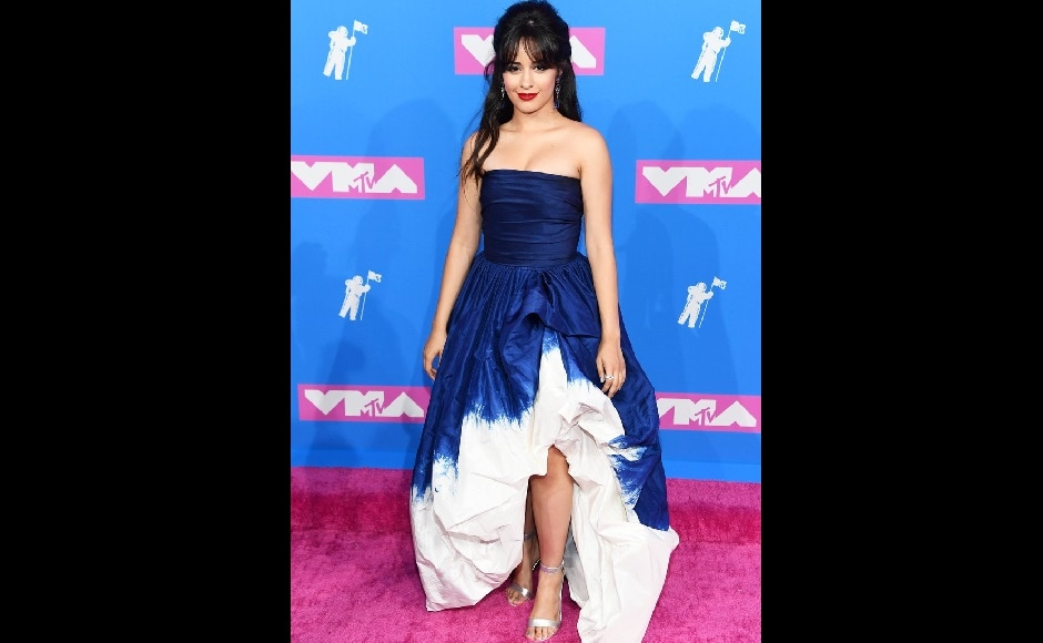 'Havana' sensation Camila Cabello is nominated for five awards including artist of the year and song of the year. Twitter