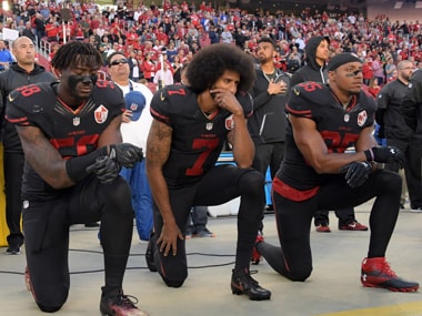 Colin Kaepernicks name omitted from soundtrack of Madden NFL 2019, developer Electronic Arts promises fix in update
