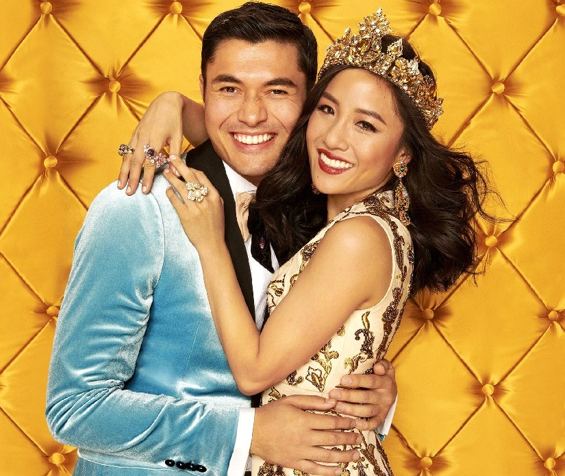 Crazy Rich Asians promo. Image via Twitter