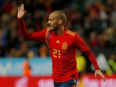 Spain midfielder David Silva calls time on his international career after 12 glorious years