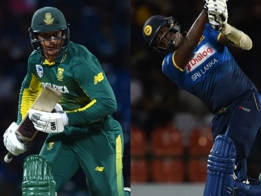 Sri Lanka vs South Africa LIVE Cricket Score, 1st T20 in Colombo