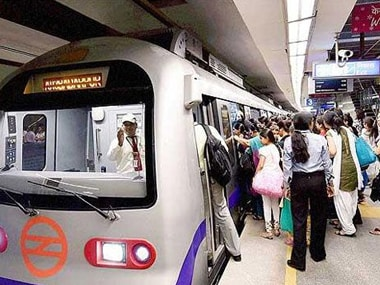 Woman dragged across platform of Delhi Metro station after her saree gets stuck in a carriage door, suffers head injuries