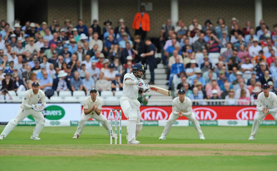 Virat Kohli hundred, Pujara fifty set up Trent Bridge Test for India
