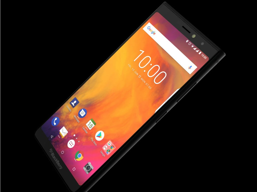 Blackberry launches Evolve X and Evolve at Rs 24,990 and Rs 34,990, respectively