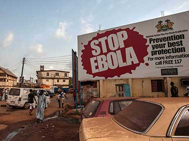 Thirteen confirmed cases of Ebola virus in Congo; WHO warns of particular challenge posed by latest outbreak