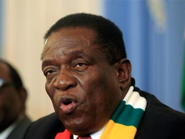 Re-elected Zimbabwe president Emmerson Mnangagwa appeals for unity; Opposition leader Nelson Chamisa alleges poll-rigging