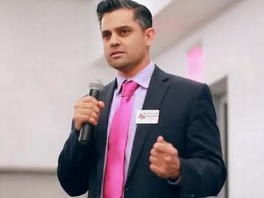 Indian-American, who quit his job as diplomat at US state department, begins run for Congress
