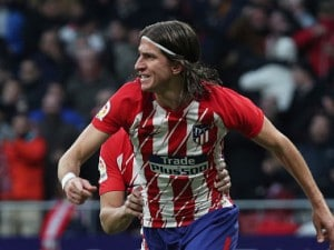 La Liga: Filipe Luis 'an extremely important player' and we want to keep him, says Atletico Madrid manager Diego Simeone