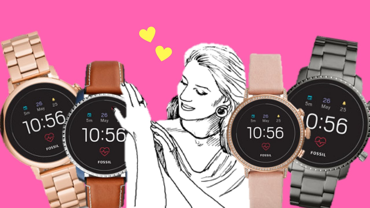 Fossil just launched two cool smartwatches, Q Venture HR and Q Explorist HR