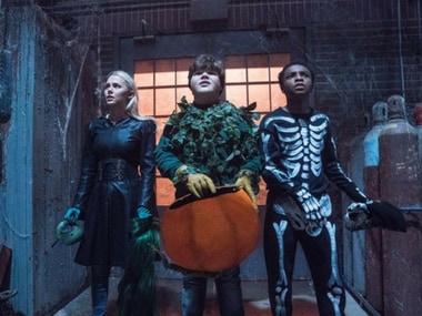 Goosebumps 2: Haunted Halloween, starring Jumanji's Madison Iseman, to release in India on 26 October