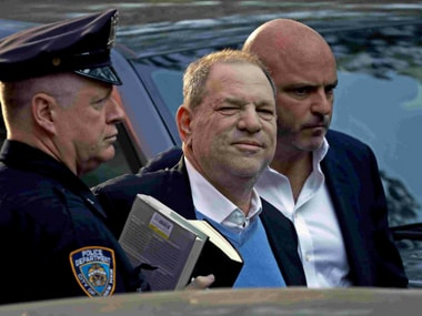 Harvey Weinstein allowed to disclose alleged victim's emails as lawyers seek to dismiss charges