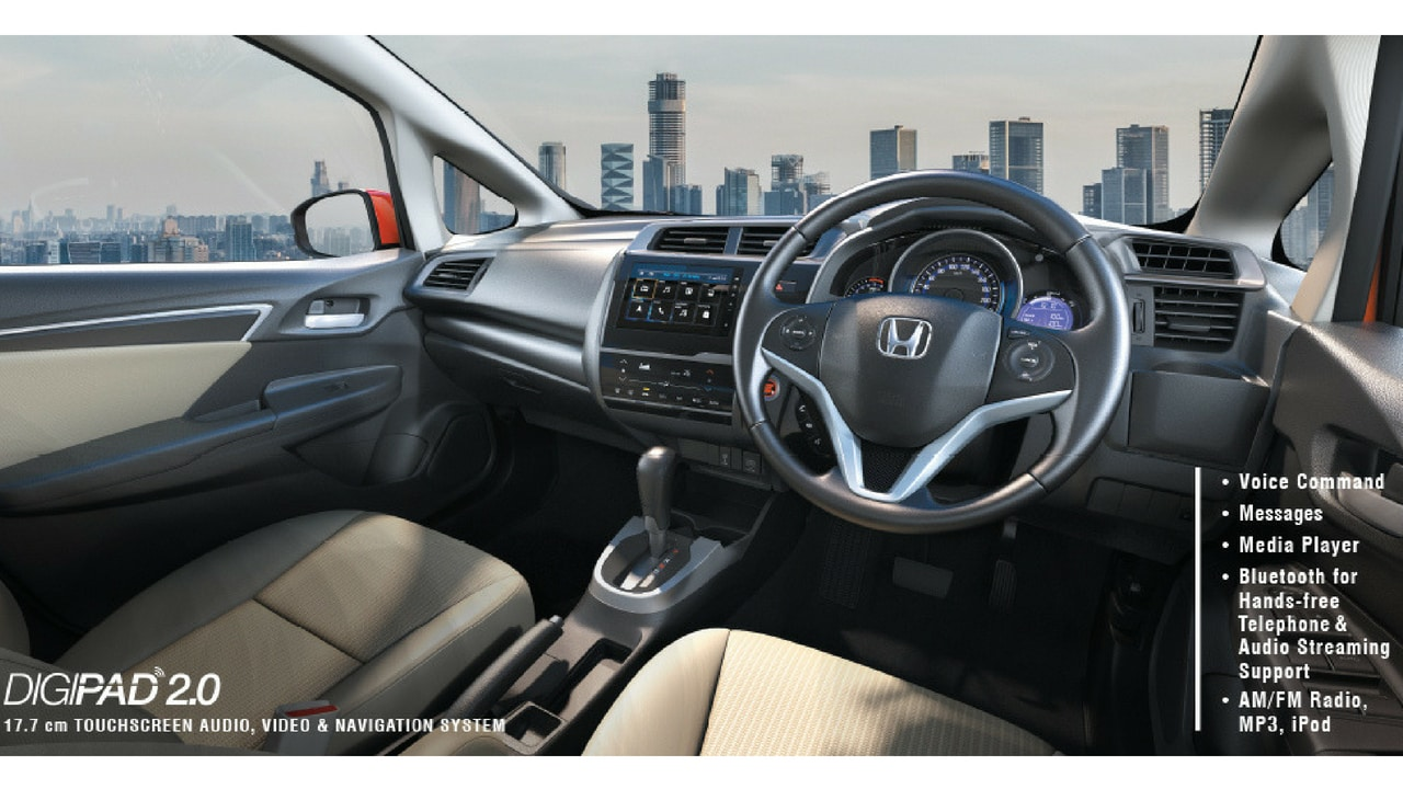 Honda Jazz 2018 review: A practical and spacious car that