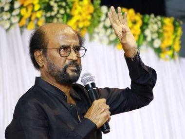 Rajinikanth at Karunanidhi's condolence meet: Kalaignar's pen created superstars like MGR and Sivaji Ganesan