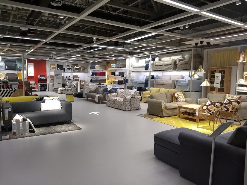 Missed IKEA's opening in Hyderabad? Walk through with us