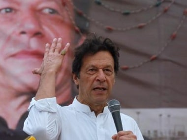 File image of  Imran Khan. Reuters