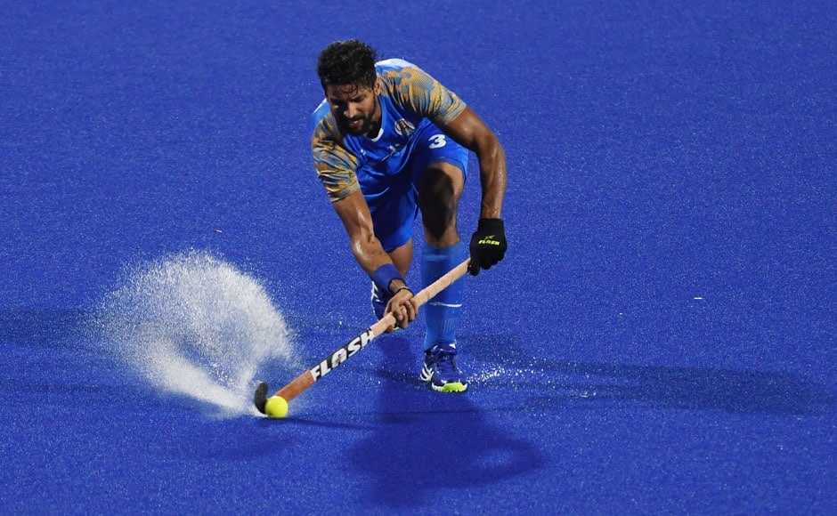 The Indian Men's Hockey team pulled off a comfortable victory over Japan, winning 8-0 to continue their perfect record at this edition of the Asian Games. AFP