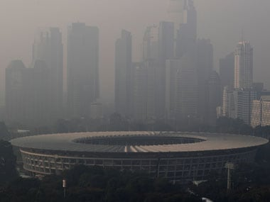 Indonesia has recorded dangerously high levels of air pollution since last month. Reuters