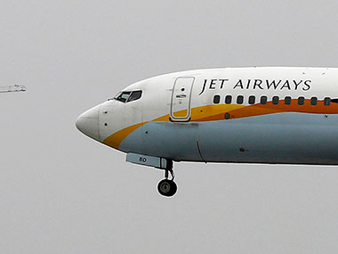 Jet Airways shares rise 6% to near 10-week high after government official rules out grounding more planes