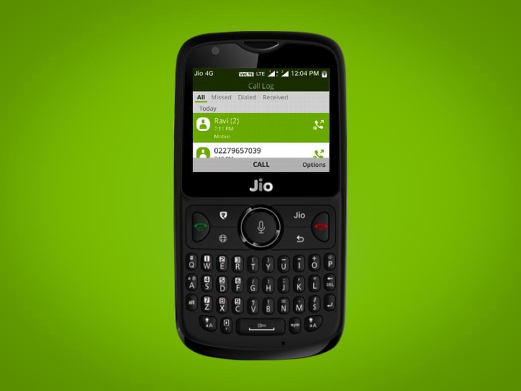 JioPhone 2 768.1