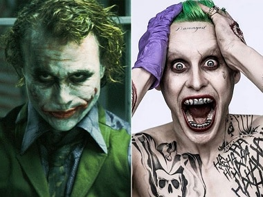 Joaquin Phoenix, Jared Leto's standalone Joker movies will invariably be compared to Heath Ledger's rendition