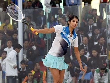 Asian Games 2018: Joshana Chinappa beat Nicole David as Indian womens squash team enter final