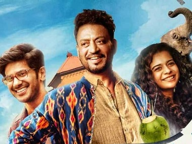Karwaan special screening held for its ailing star Irrfan Khan in London ahead of film release