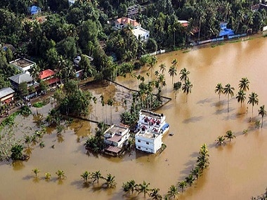 Kerala floods: Indian Air Force airlifts relief material, 22.5 tonnes of food grains to flood-hit state from Nagpur