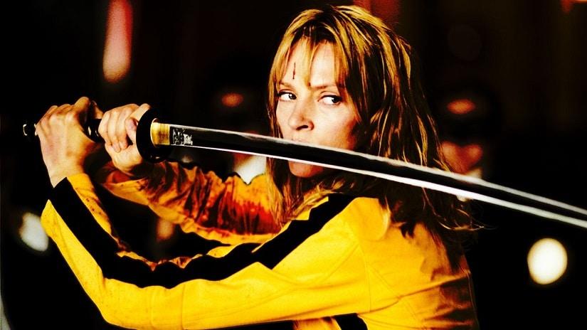 Quentin Tarantino says he is still in talks with Uma Thurman to make Kill Bill: Vol. 3