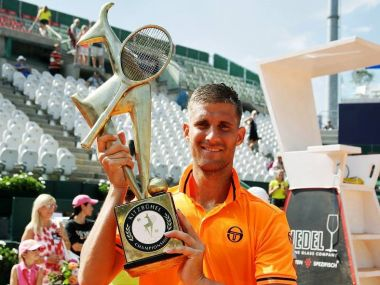 Kitzbuhel Open: Qualifier Martin Klizan defeats Denis Istomin in straight sets to clinch sixth ATP title