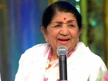 Lata Mangeshkar on #MeToo: A woman must be given the dignity, respect and space she deserves