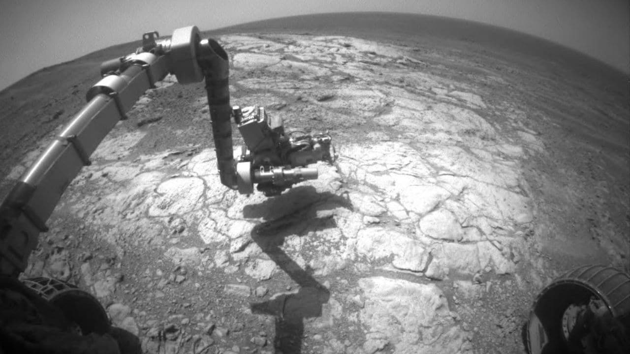 NASAs Opportunity Rover missing on Mars since two months after a dust storm