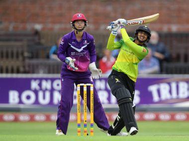 Smriti Mandhana's breakout season at Kia Super League promises exciting future for women's cricket in India