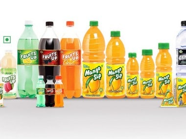 Manpasand Beverages products. Screengrab.