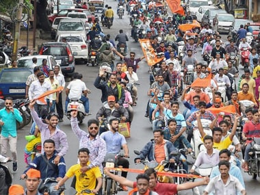 Maharashtra Bandh Updates: Stone pelting reported in Pune; Maratha protesters gather outside Sharad Pawar's Baramati residence