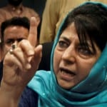 Mehbooba Mufti 'congratulates' Modi over Seoul Peace Prize, questions his silence over attacks on Kashmiris in India