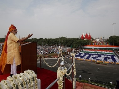 72nd Independence Day: Narendra Modis speech to stream on YouTube; PM likely to push for greater financial inclusion