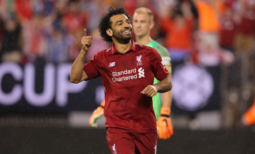 Mohamed Salah is the most expensive player in the Fantasy Premier League this season. Reuters