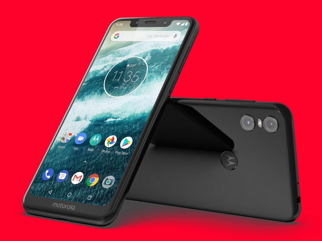 Motorola One and Motorola One Power with Android One launched at IFA 2018